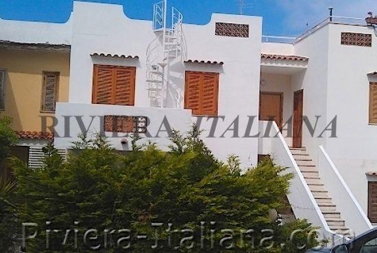 SNA 182, Bilocale con terrazzo e solarium a San Nicola Arcella