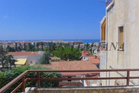 SCA 211, Two-bedroom apartment with sea views in Scalea