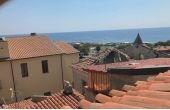 SCA T 217, Maison avec vue mer dans le vieux quartier de Scaléa