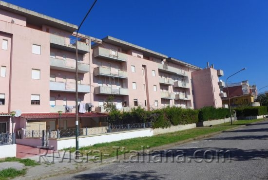 SCA 243, Two-bedroom apartment in Scalea