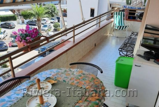 SCA 250,  Appartamento centrale a Scalea