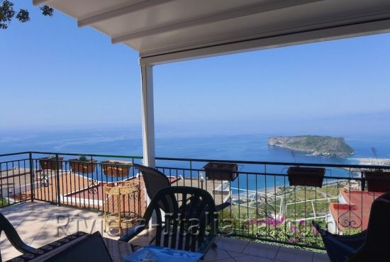 SNA T 218, Terraced home with amazing sea views in San Nicola Arcella