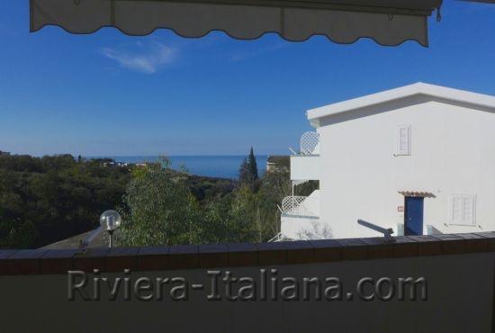SNA 254, Appartamento con vista mare nel centro di San Nicola Arcella