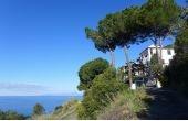 SCA 255, Porzione di villetta con giardino fronte mare a Scalea