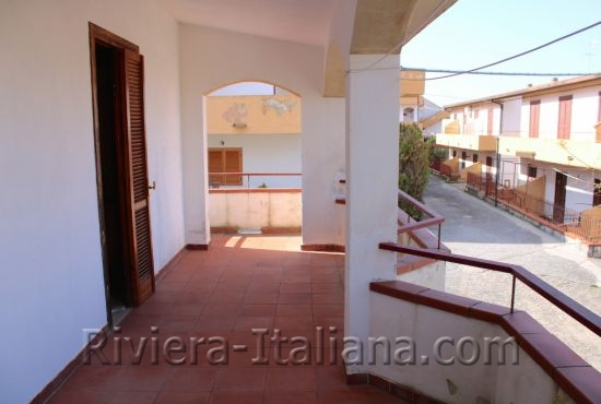 SCA 258, Two-bedroom apartment in Scalea