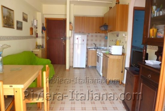 SCA 259, Two-bedroom apartment in the center of Scalea