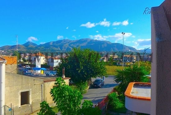 SCA 079, Two bedroom apartment in Scalea, in southern Italy